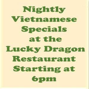 Vietnamese Specials