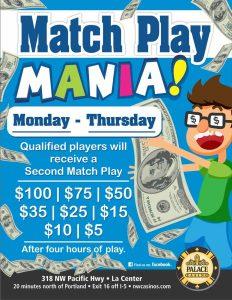 Match Play Mania